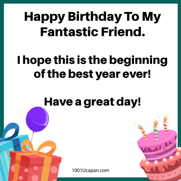 Best Message and Birthday Wishes for Friend