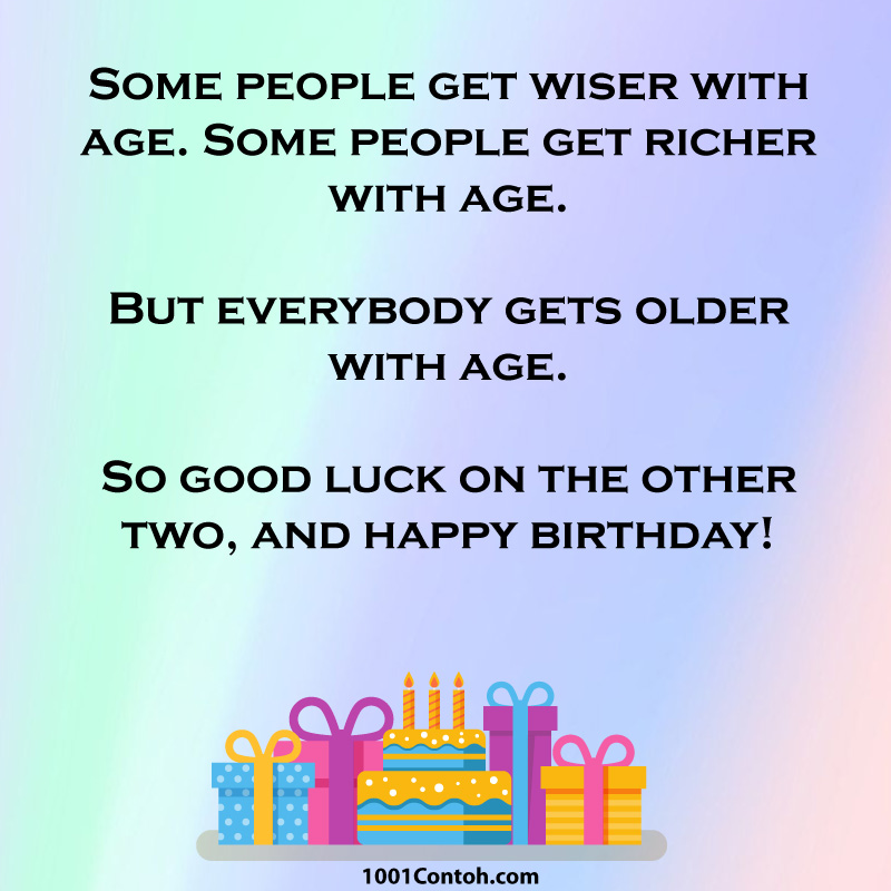 Wishes on Birthday - With Image