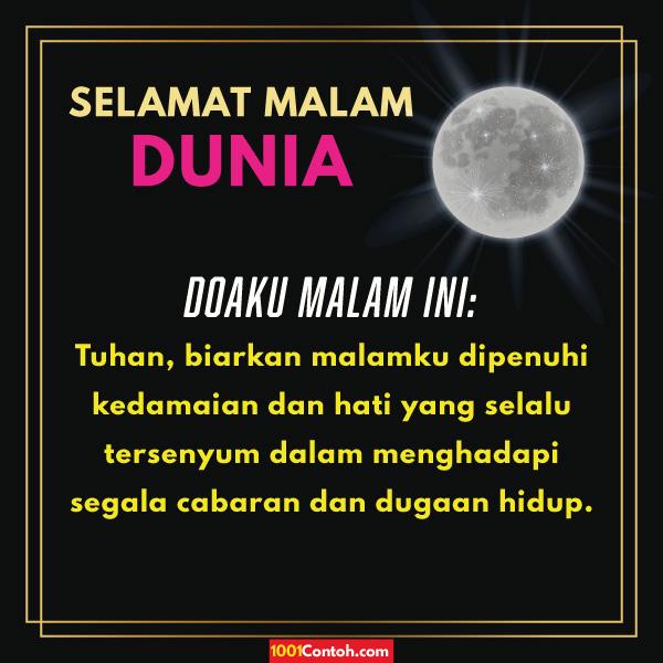 Malaysia - Selamat Malam Sayangku Intan Payung